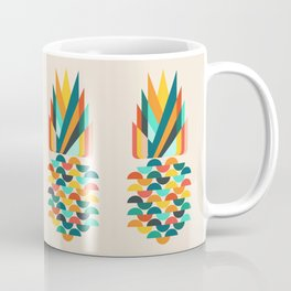 Groovy Pineapple Coffee Mug