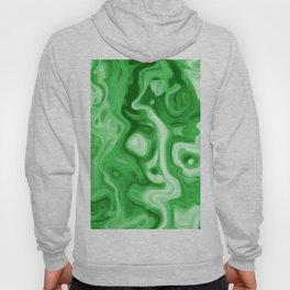 malachite natural rock abstract Hoody