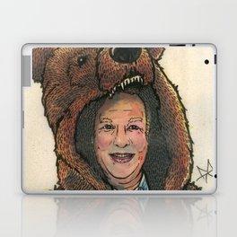 Bear Suit Marc Laptop & iPad Skin