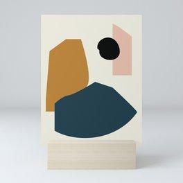 Shape study #1 - Lola Collection Mini Art Print