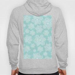 Snowflake pattern Hoody