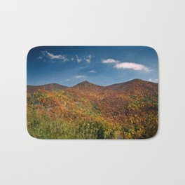Autumn on the Mountains of the Parkway Bath Mat