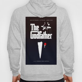 The Godfather, 1972 (Minimalist Movie Poster) Hoody