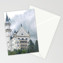 Magnificently Marvelous Neuschwanstein Castle Hohenschwangau Bavaria Germany Europe Ultra HD Stationery Cards