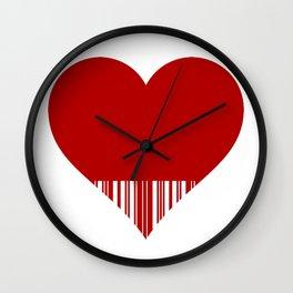 lovecode Wall Clock