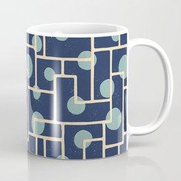 Dojo Sun - (Blue) Coffee Mug