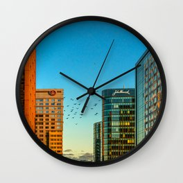South Boston Wall Clock