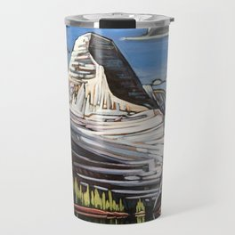 Mount Assiniboine Travel Mug