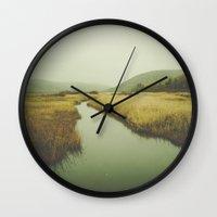 Valley Wall Clock
