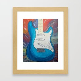 No Strings Attached Framed Art Print