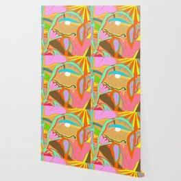 tropical eye  Wallpaper