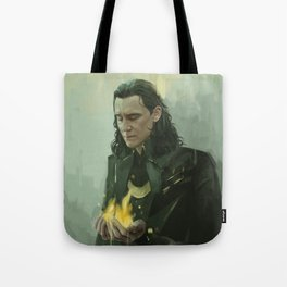 i'm not a witch Tote Bag