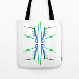 Squiggles (for lack of a better name) Tote Bag
