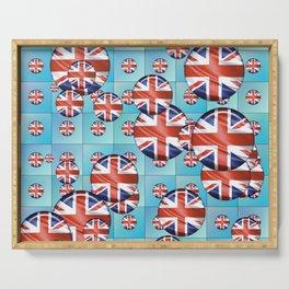 United Kingdom Serving Tray