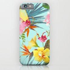 Tropical summer Slim Case iPhone 6s