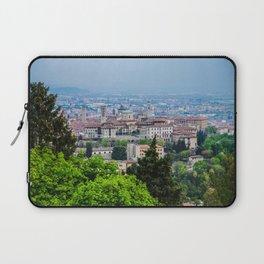 Bergamo, Citta Alta city view Laptop Sleeve