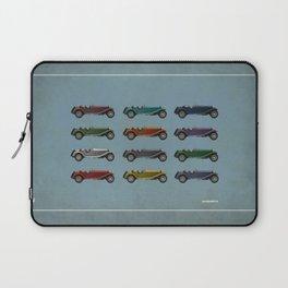 Five Alfa's Laptop Sleeve