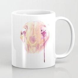 Mother Nature - Lynx Skull Coffee Mug
