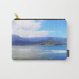 Hawaiian Hanalei Bay by Reay of Light Carry-All Pouch