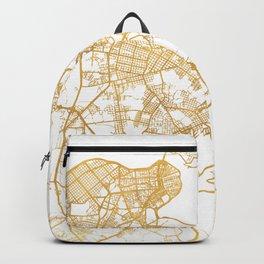 HAVANA CUBA CITY STREET MAP ART Backpack