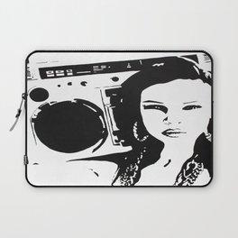 Me & My Radio Laptop Sleeve