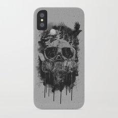 Suffocate iPhone X Slim Case
