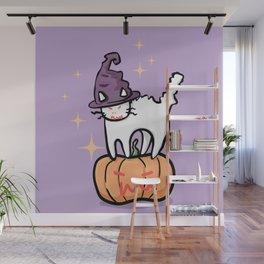 HalloweenCat Wall Mural