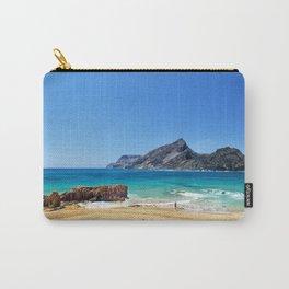 Sunny beach on Porto Santo (RR 276) Carry-All Pouch
