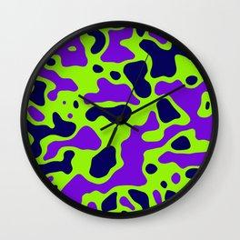 Camo 146 Wall Clock
