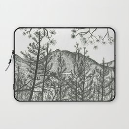 Big Bear Lake Laptop Sleeve