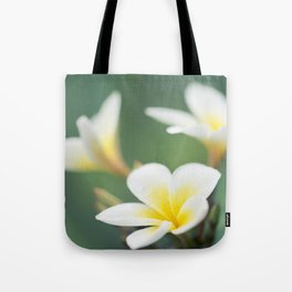 in the happy garden Tote Bag