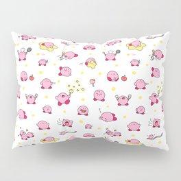 Pink, Puffy, Poyo! Pillow Sham