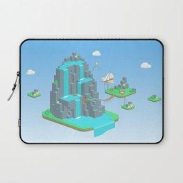 Crystal Mountain Laptop Sleeve