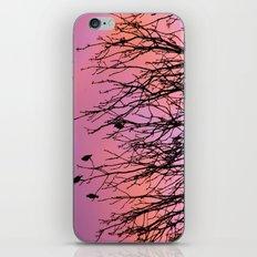 Tree Birds. iPhone & iPod Skin
