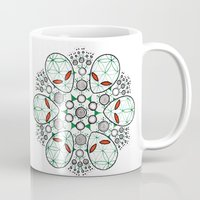 et Mugs featuring ET Mandala by eyebeka