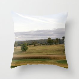 Strasburg Railroad Series 12 Throw Pillow