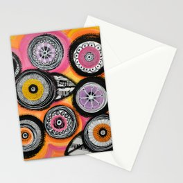 Flowers #10 Stationery Cards