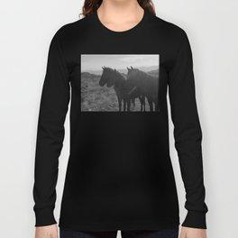 Desert Horses Long Sleeve T-shirt