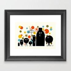 Alunda Framed Art Print