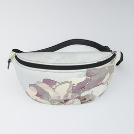 Orchid waterfall Fanny Pack