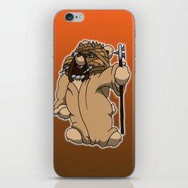 tusken bear iPhone Skin
