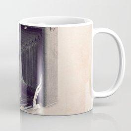 The lens cleaner Coffee Mug