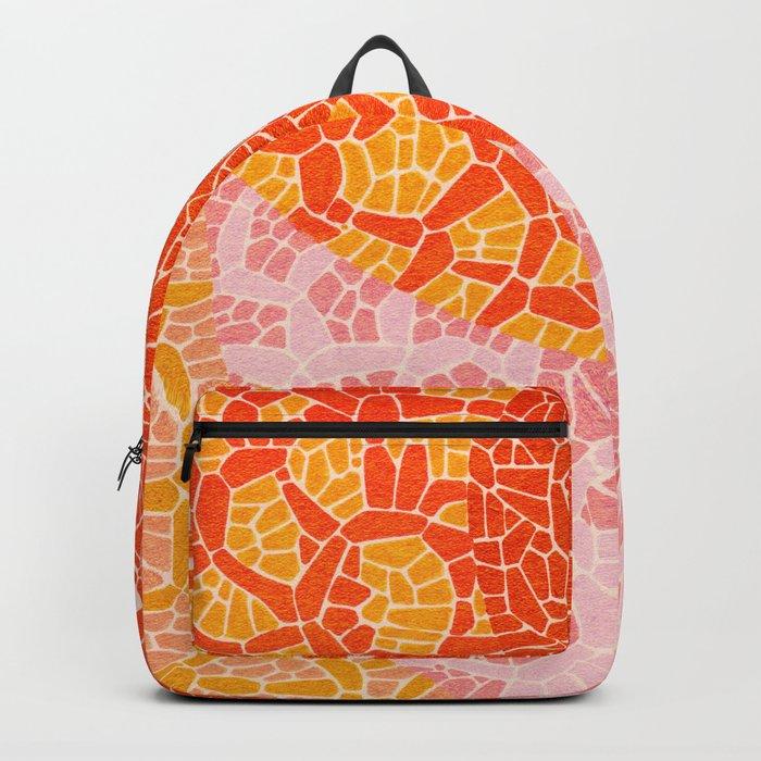 Samba Sun - Backpack by magdalladelfresto | Society6
