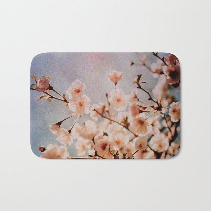 Spring Romance Bath Mat