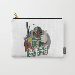 Freelance Bounty Hunter Carry-All Pouch