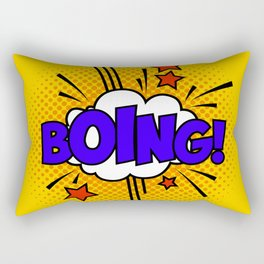 Boing ! Rectangular Pillow