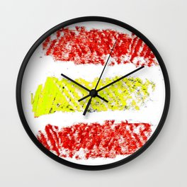 Flag of spain 10-spain,espana, spanish,plus ultra,espanol,Castellano,Madrid,Barcelona Wall Clock