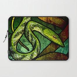 Oriental Whip Snake Laptop Sleeve