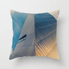 Pyramid Throw Pillow