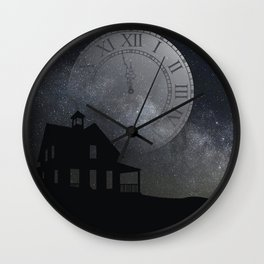 back before midnight Wall Clock